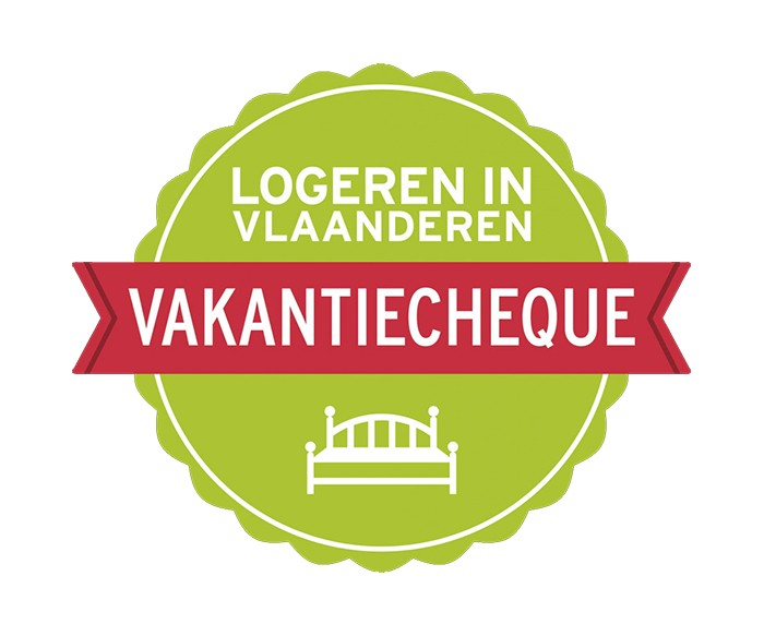 Logeren in Vlaanderen vakantiecheque